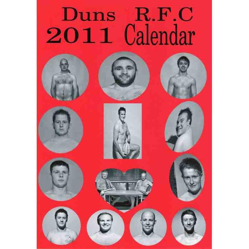 Duns RFC Naked Calendar