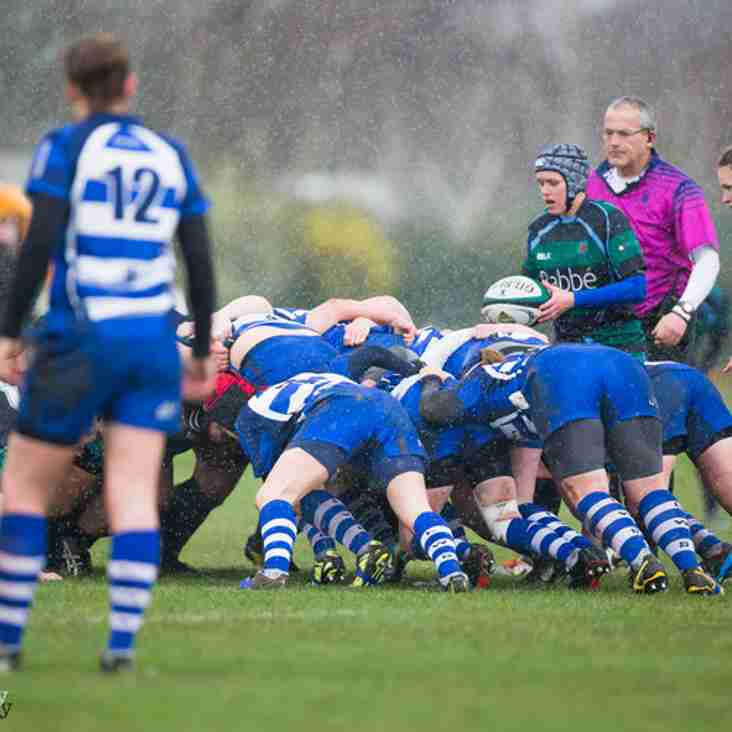 Ladies narrowly miss out on away win to Guernsey