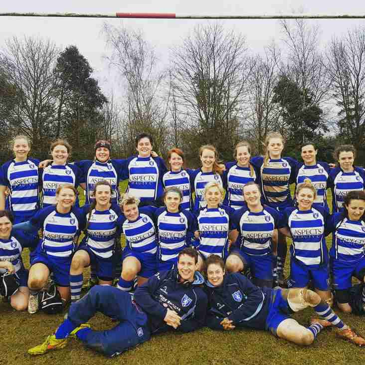 Ladies through to the cup semi-finals
