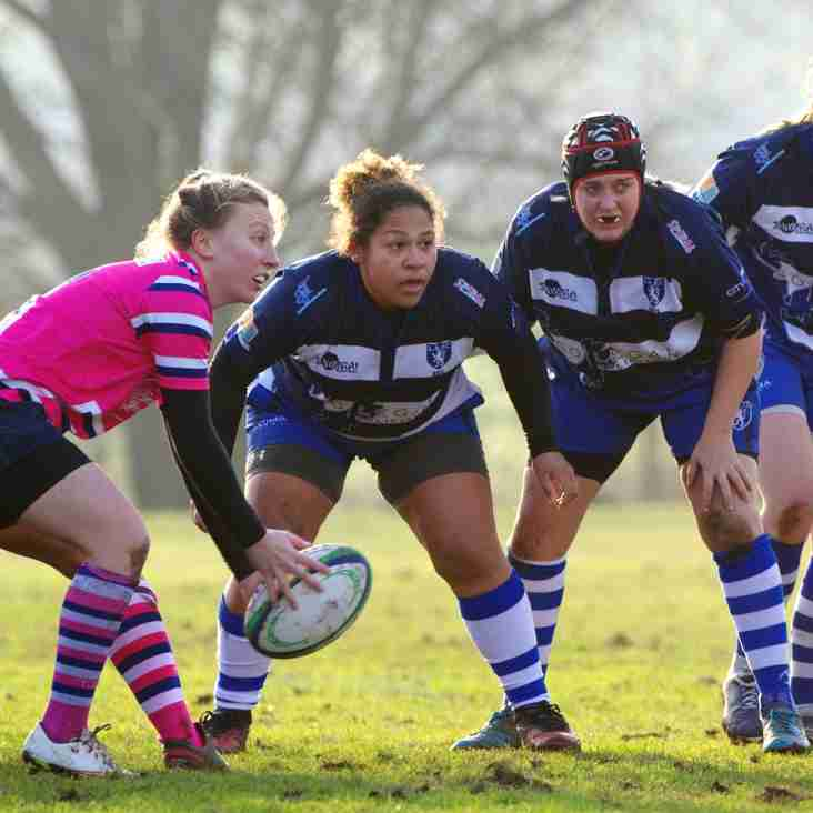 Ladies 1st XV claim narrowest of victories
