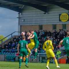 Nantwich Town 1-v-0 Frickley Athletic
