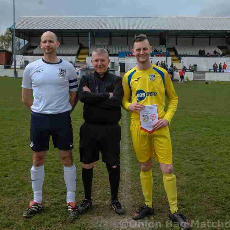 Frickley Fans v England Fans Match Report