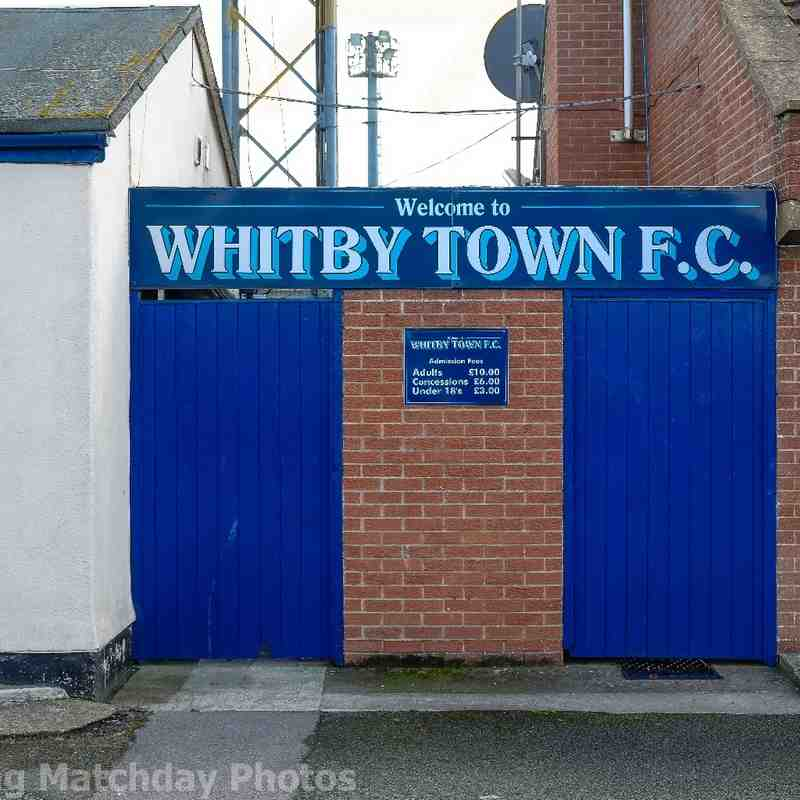 Whitby Town 4 Frickley Athletic 0 - 29/08/16
