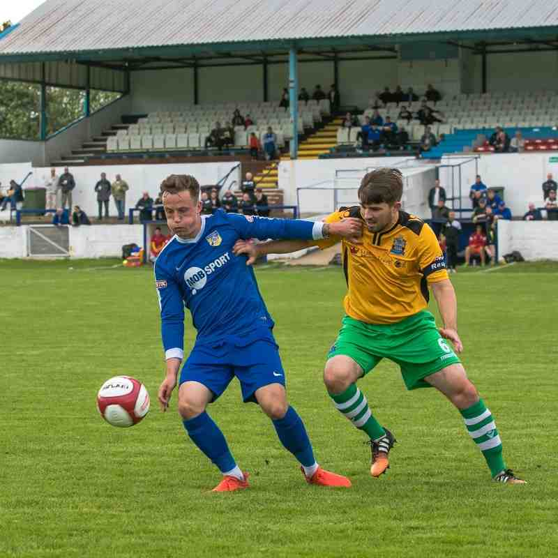 Frickley 2 Marine 0 - 24th September 2016