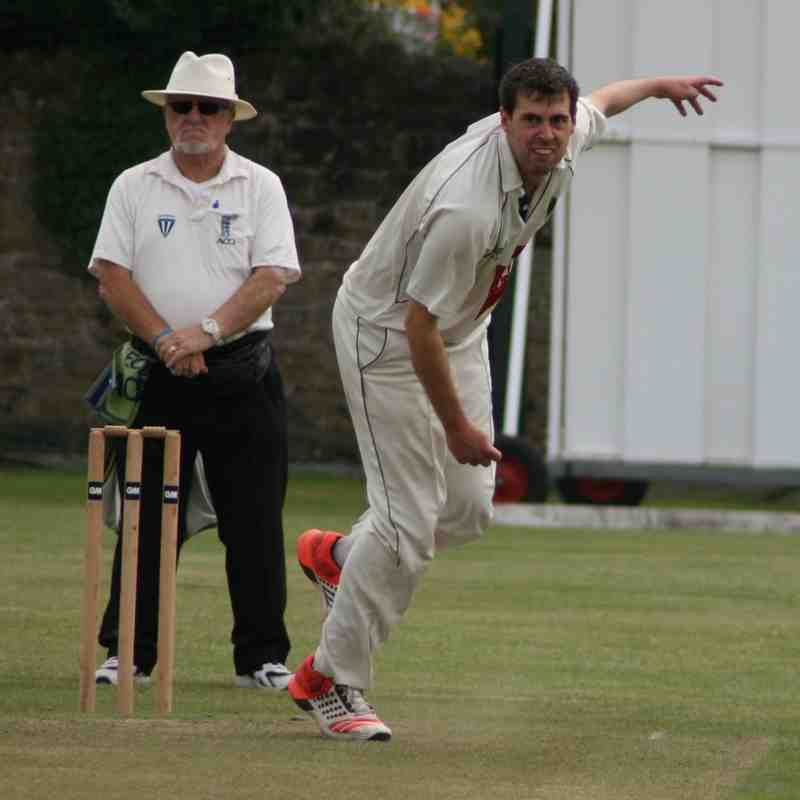 Ellerslie 1 bowling v Carrington CC 27 August 2016