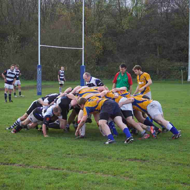2nd Round Cup Draws - 1st and 2nd XV Drawn at Home