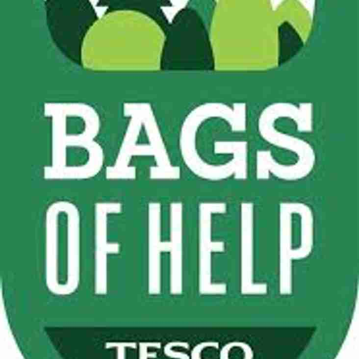 Tesco Bags Of Help Results!