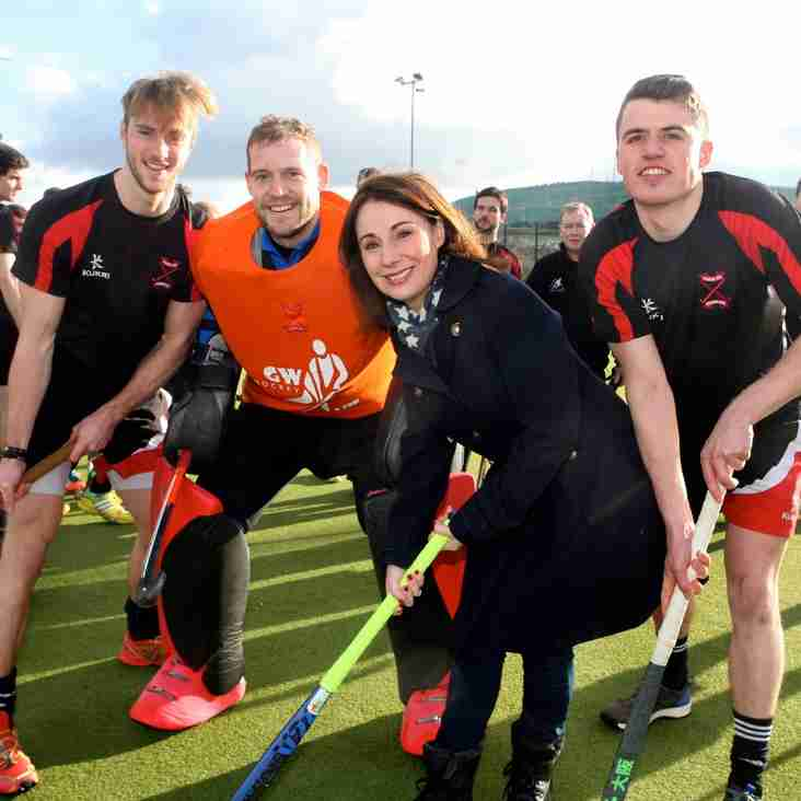 YMCA Hockey Club and Wesley College agree to share Hockey facilities