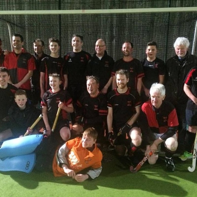 YMCA Hockey Club vs. Enniscorthy