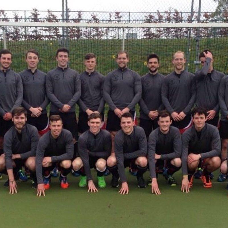 1st XI (M) beat Cork Harlequins 5 - 0