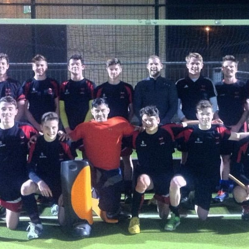 2nd XI (M) lose to Three Rock Rovers 0 - 7
