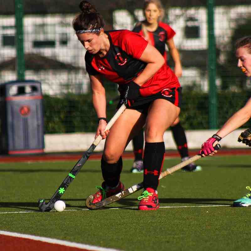 Irish Hockey Trophy: L1 vs. North Kildare (Credit: Matthew McConnell)