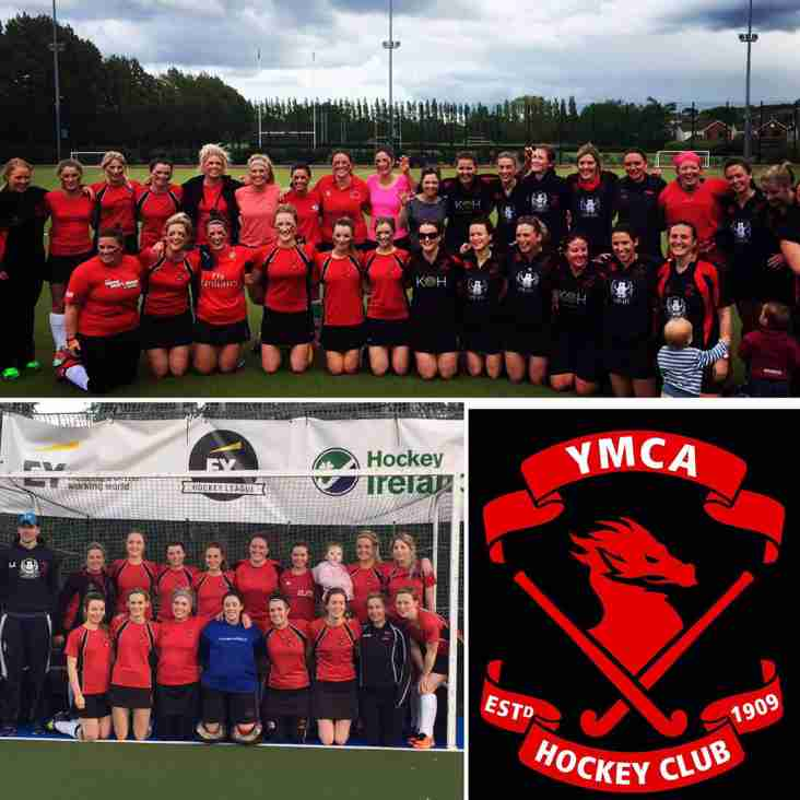 YMCA Ladies are seeking new players for the 2016/2017 season