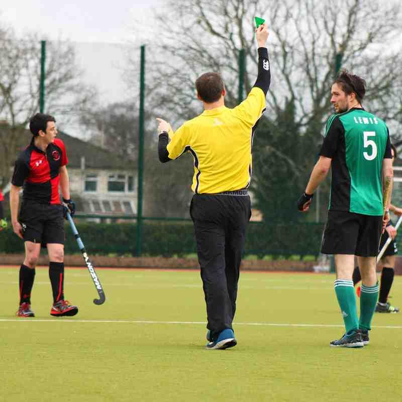 Men's Division 1: YMCA vs. Dublin University