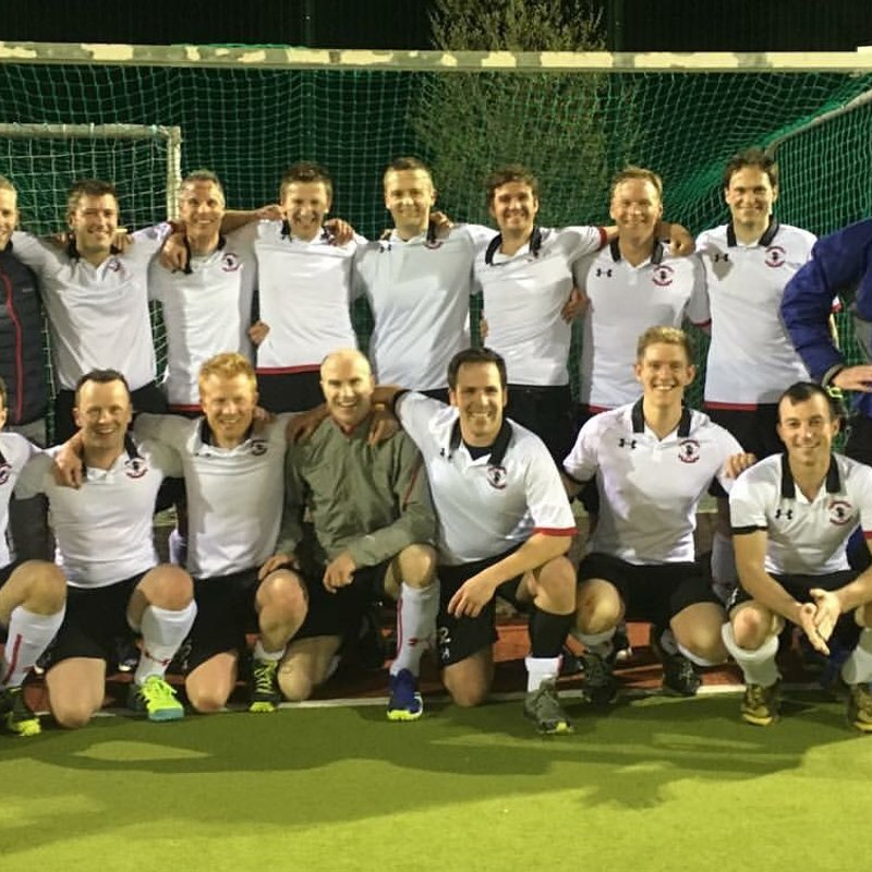 Avoca vs. YMCA Hockey Club