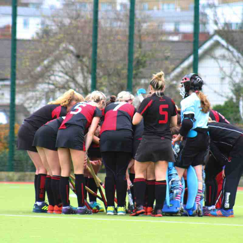 Ladies' Div 2: YMCA vs. Monkstown (Photos: Matthew McConnell)