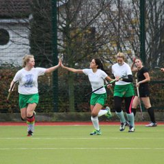 Ladies' Div 6: YMCA vs. Trinity College (Photos: Matthew McConnell)