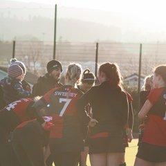Ladies Div 2: YMCA vs. Pembroke Wanderers (Photos: Matthew McConnell)