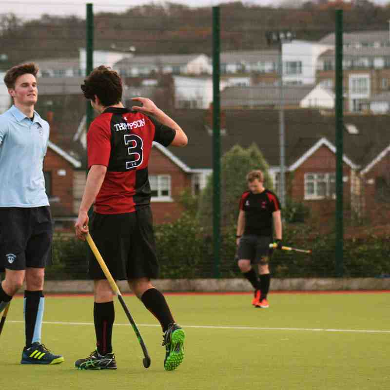 Men's Div 2: YMCA vs. Monkstown (Photos: Matthew McConnell)