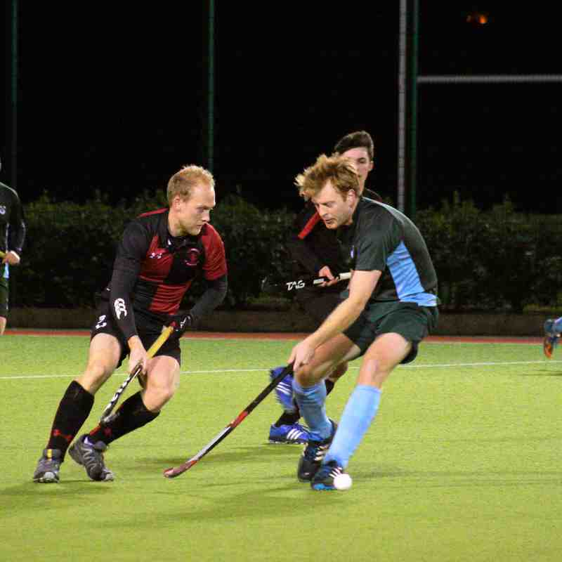 Men's Div 5: YMCA vs. Rathgar (Photos: Matthew McConnell)