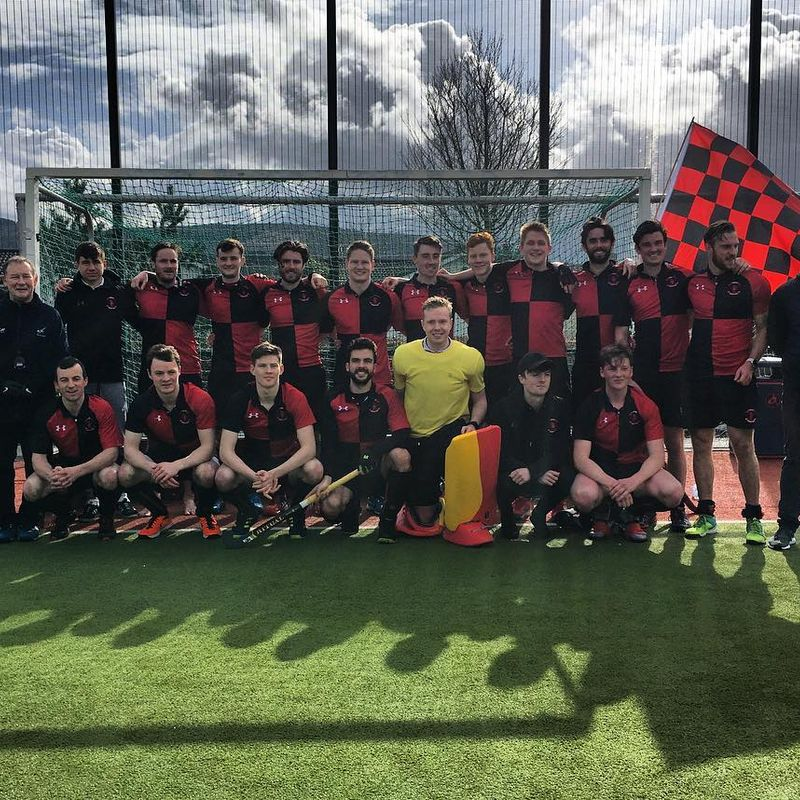 YMCA HC win Leinster Division 1 for the first time in 37 years