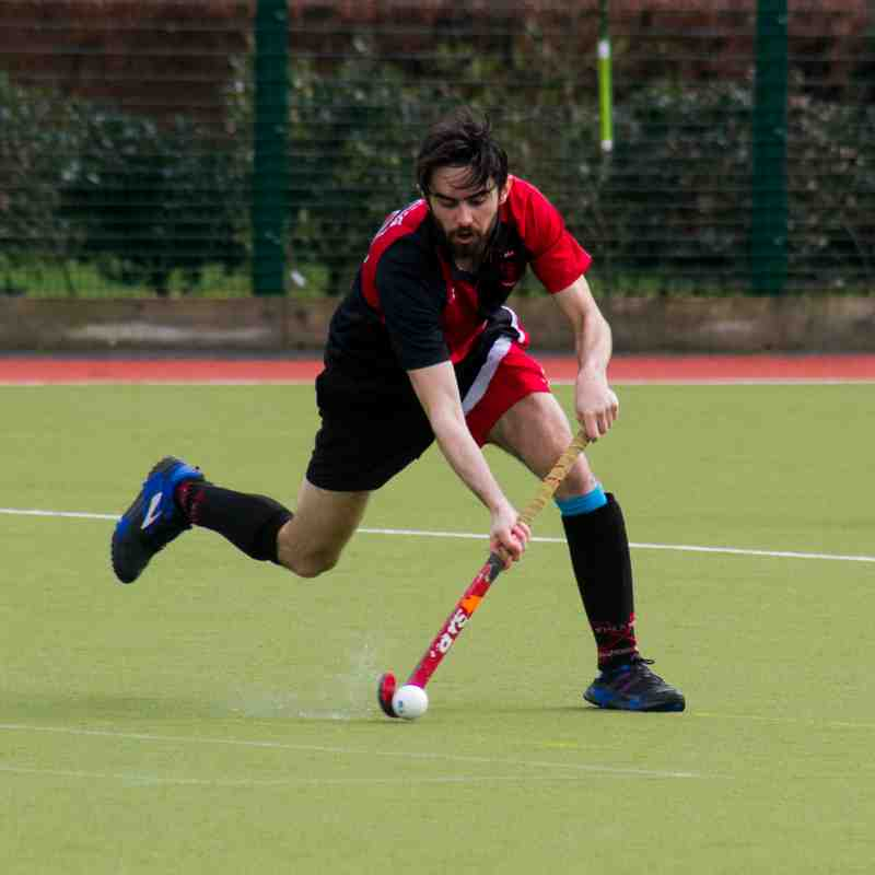 Men's Leinster Division 1: YMCA vs. Rathgar (Photos: Matthew McConnell)