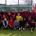 Men's Leinster Division 1: YMCA vs. Rathgar (Photos: Matthew McConnell)