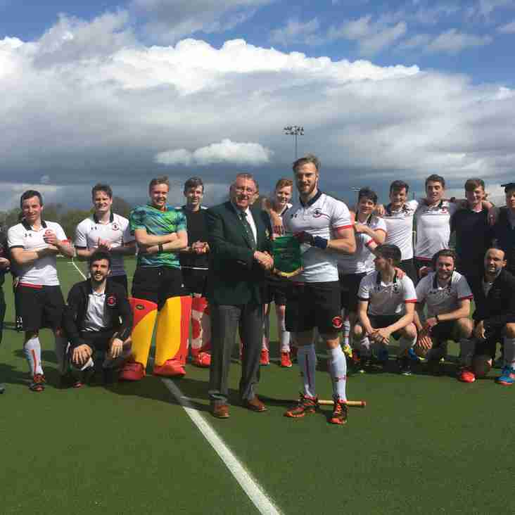 YMCA HC secure promotion to EY Hockey League