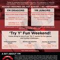 """""""Try Y"""" Fun Weekend"""