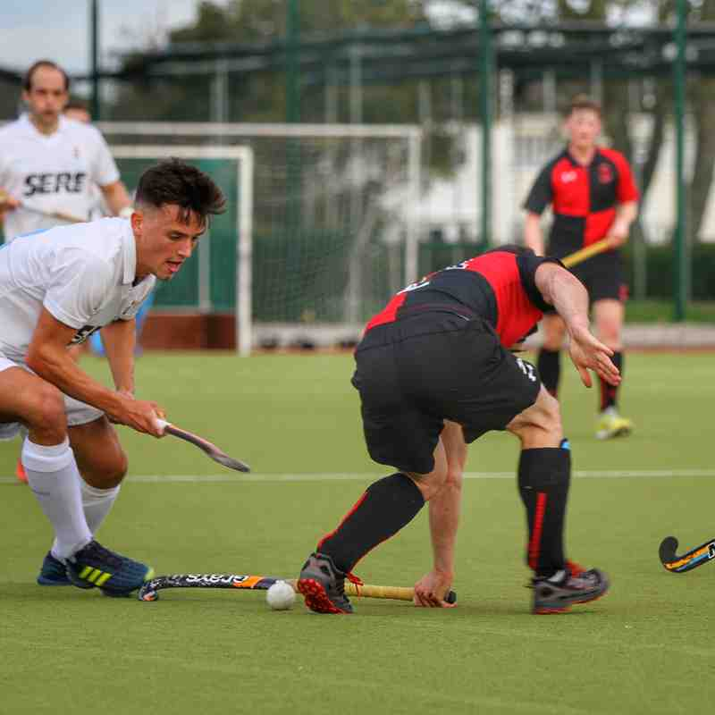 Men's EYHL: YMCA vs. Lisnagarvey (Photos: Sinéad Hingston)