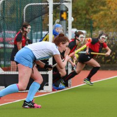 Ladies' Div 3: UCD vs. YMCA (Photos: Sinéad Hingston)