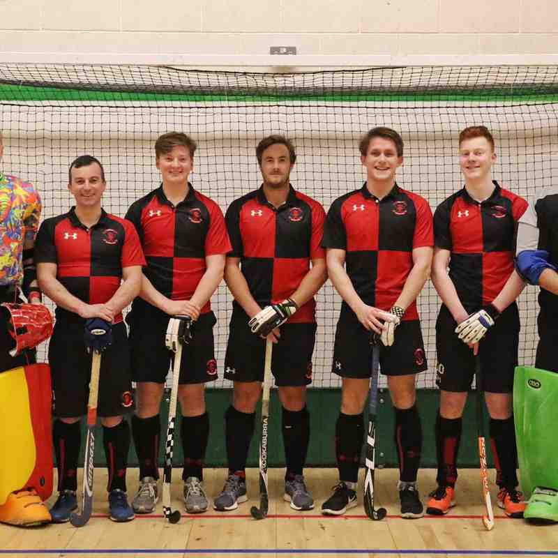 Men's Indoor: YMCA vs. Three Rock Rovers (Photos: Sinéad Hingston)