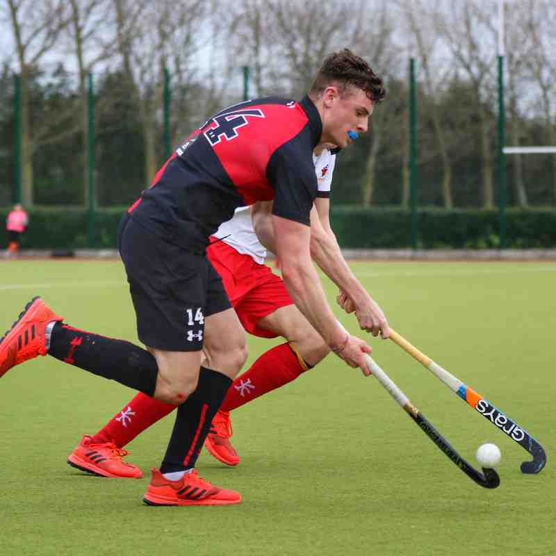 Men's EYHL: YMCA vs. Banbridge (Photos: Sinéad Hingston)