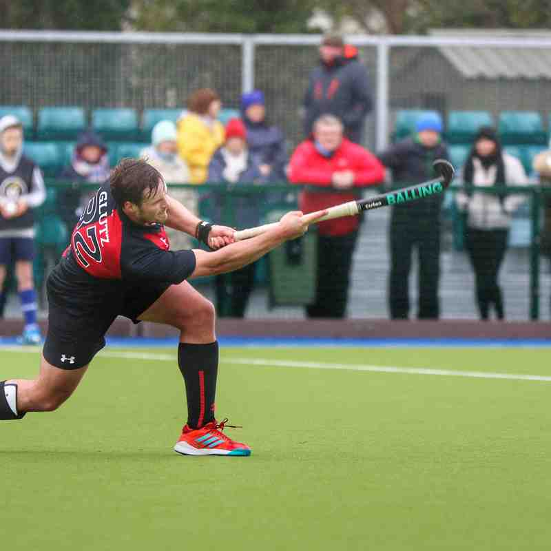 Men's EYHL: Monkstown vs. YMCA (Photos: Sinéad Hingston)