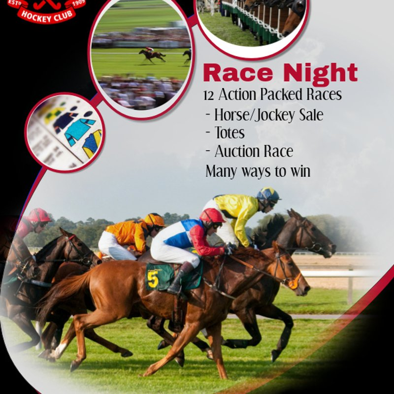 YMCA HC Race Night 2019