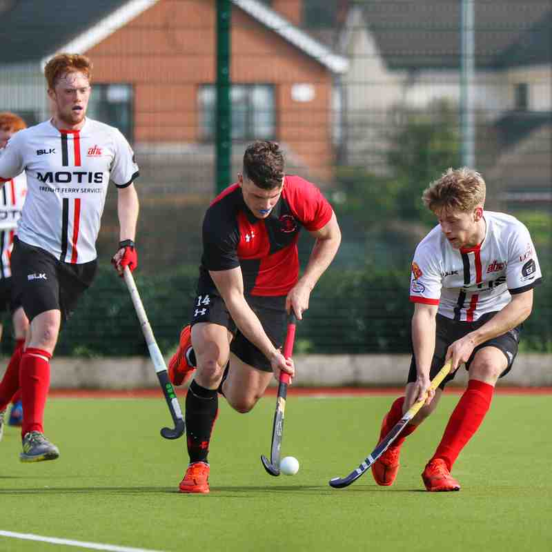 Men's EYHL: YMCA vs. Annadale (Photos: Sinéad Hingston)