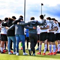 Men's EYHL: YMCA vs. Pembroke Wanderers (Photos: Sinéad Hignston)