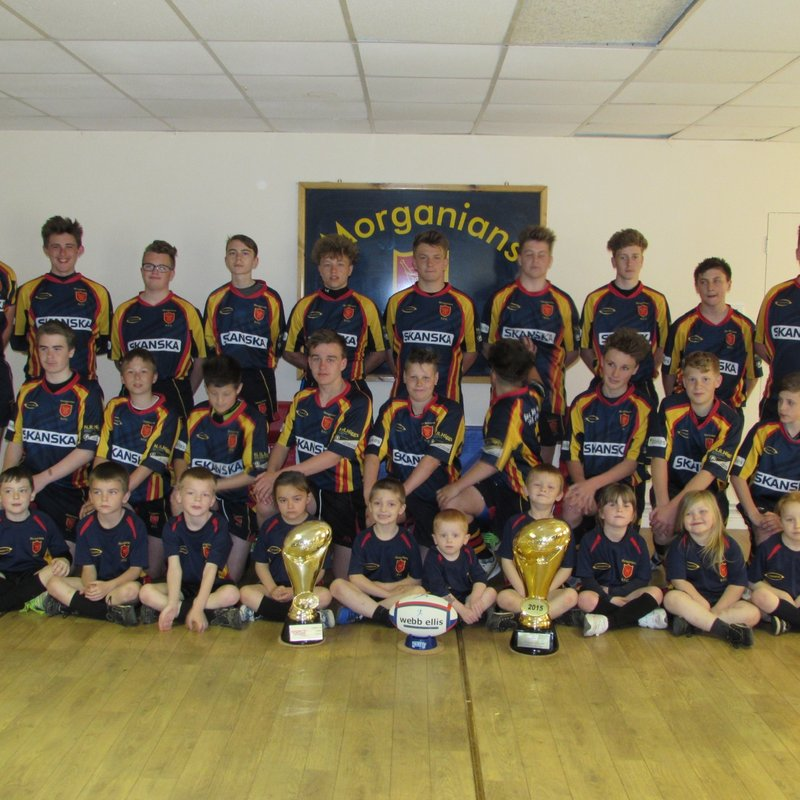 Morgs juniors 14/15