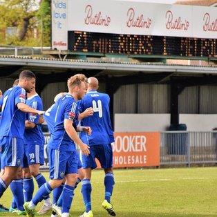 Point guarantees Blues Ryman Premier Football for next season