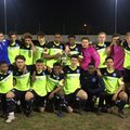 Treble winning Young Blues