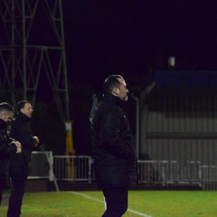 Blues dissapoint in away trip to Tonbridge Angels