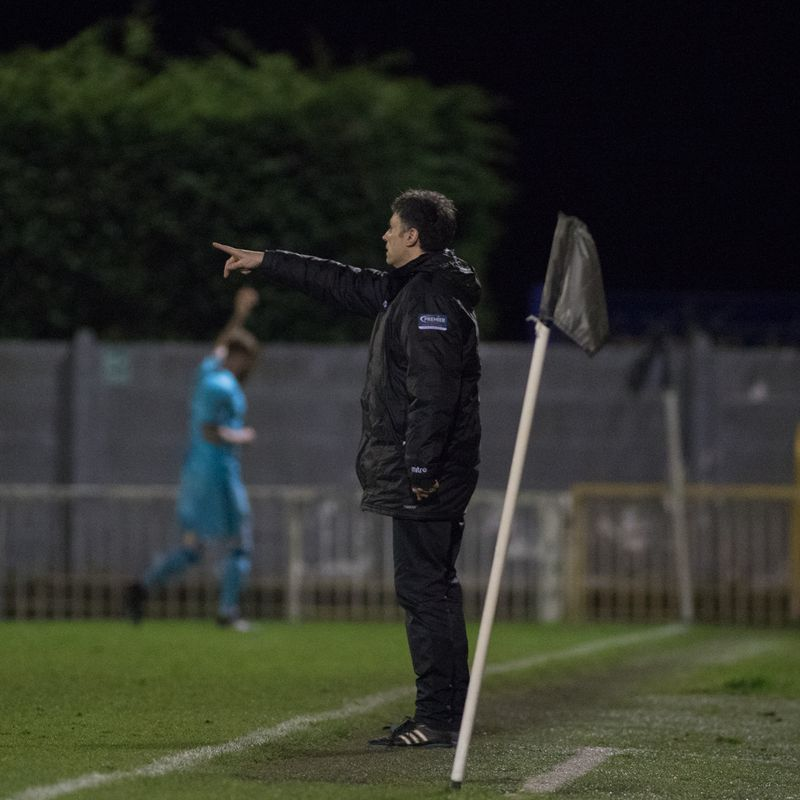 Manager Gavin Macpherson comments on Bob Hayes