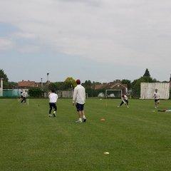 Catford & Cyphers CC 1st XI vs St Lawrence & Highland Court CC - 1st XI