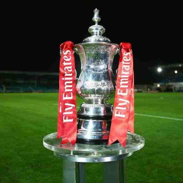 FA Cup: Rusthall FC vs CB Hounslow United FC
