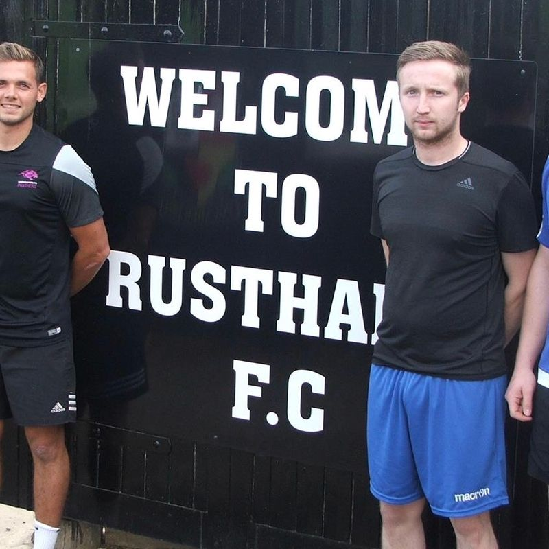 Four New Signings for the First!