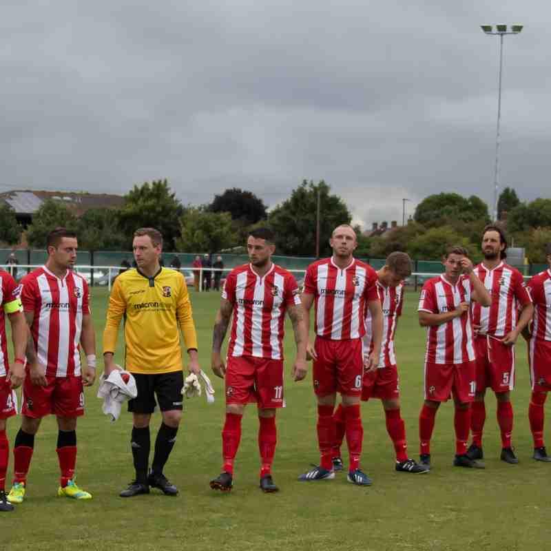 FA Cup: Rusthall FC vs. CB Hounslow