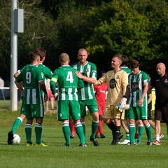 Rusthall FC vs Tunbridge Wells FC