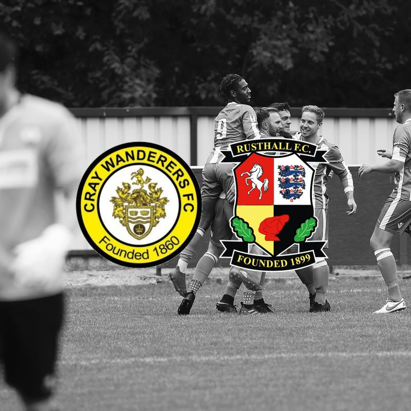 FA CUP: It's a trip to Bromley to face Cray Wanderers!