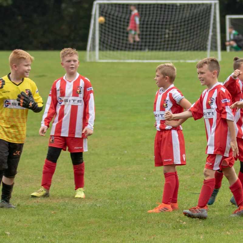 Under 10's: Rusthall 6-5 Unity Green FC