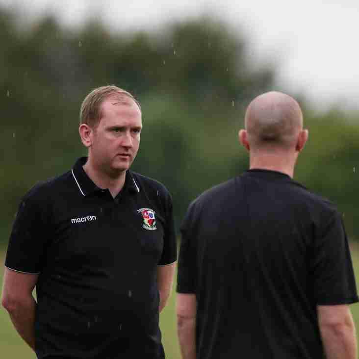 Andrew Mckechnie Steps Down